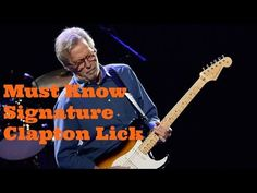 16 Eric Clapton Licks You Must Know - Guitar Lesson with Tablature Guitar Chords And Scales, Learn Guitar Chords, Easy Guitar Songs, Music Guitar, Playing Guitar, Guitar Notes, Semi Acoustic Guitar, Acoustic Guitar Lessons, Blues Guitar Lessons