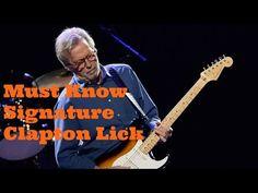 YouTube - Must know Clapton locks .