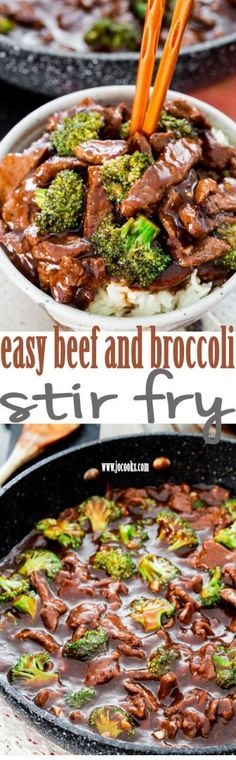 Easy Beef and Broccoli Stir Fry Recipe