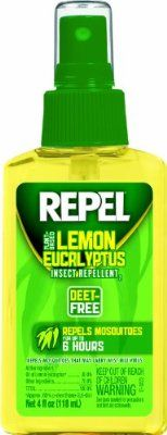 Repel natural mosquito repellent