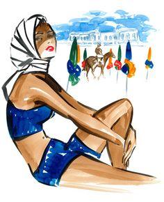 Michel Canetti, illustrateur, agence Marie Bastille // cette image appartient à son auteur et/ou l'agence Marie Bastille + d'infos sur le site //