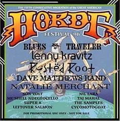 Remembring the line-up at H.O.R.D.E. Festival 1995