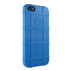 iPhone 5/5S Magpul Field Case Sert Silikon Kapak Kılıf