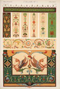 O britânico Owen Jones foi arquiteto, decorador educador. Se esforçou muito para aimportânciahistórica do uso das cores na decoração e porisso pode ser considerado um dos pioneiros da c…