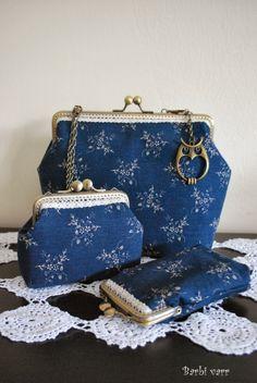Frame purse set