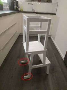 Learning Tower Ikea Hack (2b) More