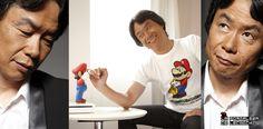 Shigeru Miyamoto, ganador del Principe de Asturias