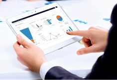 Analytics plays a major role in business to track, analyze, and take action on data from every touch point of business. In order to perform data analytics an. Dashboard Tools, Sales Dashboard, Business Intelligence Dashboard, Business Dashboard, Financial Analysis, Trending Today, Data Analytics, Live News, Big Data