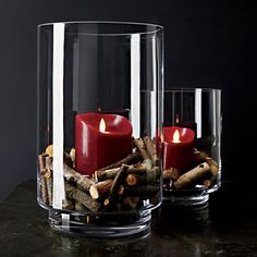 Shop Crate and Barrel for a variety of candle holders, including glass hurricanes, votive, pillar and tealight holders, sconces and more. Fall Candles, Diy Candles, Tea Light Candles, Candle Centerpieces For Home, Floating Flower Centerpieces, Scented Candles, Hurricane Candle Holders, Tealight Candle Holders, Candle Jars