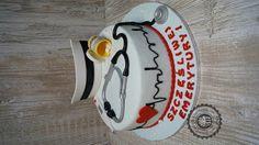 Torty ciasta i ciasteczka Joli: Tort dla pielęgniarki :)