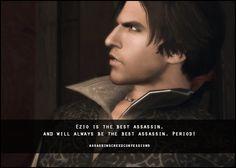Assassins Creed Confessions ezio