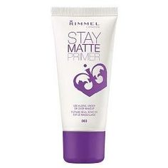 This primer works well under all types of foundations, controls shine, and keeps your face feeling fresh. // Stay Matte Primer by Rimmel London. The best primer ever tbh. Best Drugstore Primer, Best Makeup Primer, Best Primer, Drugstore Makeup, Best Makeup Products, Beauty Products, Beauty Tips, Beauty Essentials, Shopping