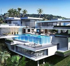 An amazing house!