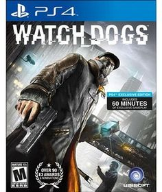 Watch Dogs Video Game for PlayStation 4|Meijer.com