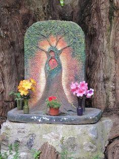 Mexican Altar found near Cuernavaca, MX by melody