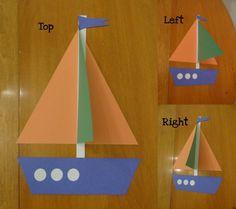 """Sailing Back to School!"" Bulletin Board"