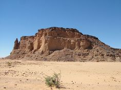 Worlds of Fascination: Gebel Barkal in Nubia - Home of the Hidden God Amun