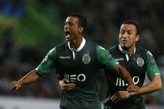 SPORTS And More: #Goal de #Nani in the CL the best by #English pres...