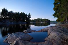 Burnt Island Lake, Algonquin, Ontario