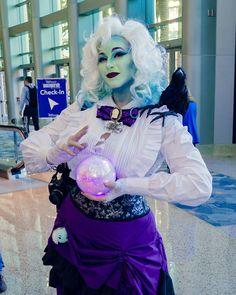 Madame Leota costume