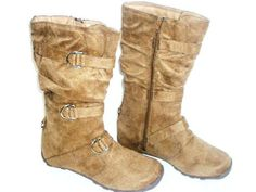 Today's top offer: Women's boots, sizes: 36 - 41, only 6.99 Euro per pair!
