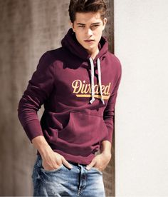 Franciso Lachowski Plays it Casual for H&M Fall 2012 Lookbook