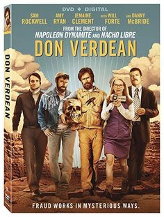 Sam Rockwell & Amy Ryan & Jared Hess-Don Verdean Digital