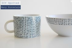 The Proper Pinwheel - Use Porcelaine 150 paints or markers on porcelain dishes  http://www.dickblick.com/products/pebeo-porcelaine-150-paint-markers/?clickTracking=true  http://www.amazon.com/s/ref=nb_sb_noss_2?url=search-alias%3Daps=porcelaine+150