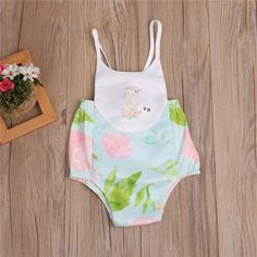 Item specifics Brand Name:WCL Material:Cotton Gender:Baby Girls Sleeve Length(cm):Sleeveless Closure Type:Belt Pattern Type:Floral Material Composition:cotton C