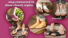 Earthing shoes to keep you grounded for men and women. Great styles.