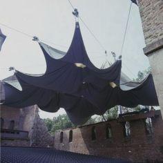 Frei Otto, Retractable Roof Bad Hersfeld -