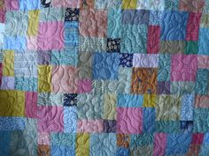quilt for Maddie