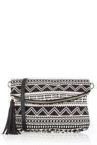 Aztec Cross-Body Bag