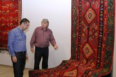 """Пиротска """"Игра шарених нити"""" у Азербејџану МУЗЕЈ ТЕПИХА, БАКУ, 7. ОКТОБАР-6. НОВЕМБАР 2016."""