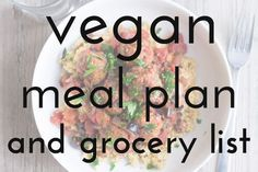"A friend of mine recently expressed interest in a more plant-based diet and requested information about my weekly shopping and meal plans. I've been on-and-off vegetarian for so long that a trip to the grocery store is just second nature, but I'm asked often, ""What do vegans even eat?"" Of course, we eat food! We...Read More »"