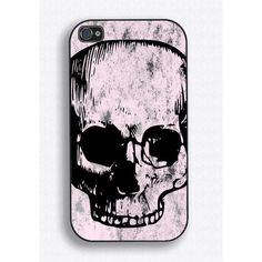 Pink Grunge Skull iPhone 4/4s Case Skull iphone case, soft grunge... (€16) ❤ liked on Polyvore featuring accessories, tech accessories, phone cases, phone, apple iphone cases, iphone sleeve case, iphone cover case, pink iphone case and iphone cases