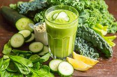 4 Immune-Boosting Smoothie Recipes to Keep You Healthy – BioTrust – Smoothies – Detox Smoothie Legume, Smoothie Detox, Cucumber Smoothie, Carrot Smoothie, Workout Smoothie, Coconut Smoothie, Smoothie Drinks, Best Green Smoothie, Healthy Green Smoothies