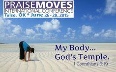 PraiseMoves | The Christian ALTERNATIVE to Yoga!