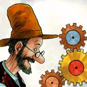 Pettson\'s Inventions -- Quickly becoming a FAVORITE. Think Rube Goldberg! ($1.99 app)