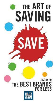 The art of saving #dutyfreeoffers