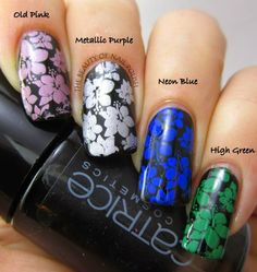 //Provided For Honest Review// Hello ladies, I have seen these days a lot of questions regarding stamping polishes, so I decided to show my beloved Mundo de Unas to you! As you have probably heard (or not), these are the best stamping polishes out there at the moment. I have discovered them this winter, and...