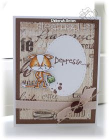 Your Next Stamp: Word Critters Cats and Dogs stamp set Sad Cat, Ink Transfer, Coffee Cards, Right Meow, Angry Cat, Dog Cards, Animal Cards, Card Making Inspiration, Anton