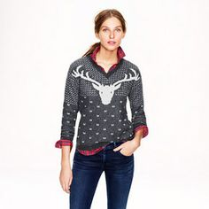 Vintage holiday sweater