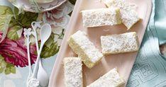 Pineapple Coconut White Chocolate Dessert Bars recipe