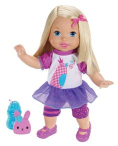 Little Mommy Talk With Me Repeating Doll Toddler NRFB Record Interactive VIDEO | Dolls & Bears, Dolls, Dolls-Interactive | eBay!