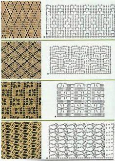 MOJE ULUBIONE knit-Hak: 150 punktów szydełkowane