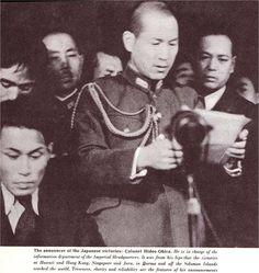 Japanese in HK 1941