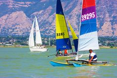 21. Go sunset sailing at Utah Lake -Cross off any activity on the #UniverseSummerBucketList and post it to Instagram for a chance to win up to $40 in free rentals from Outdoors Unlimited.