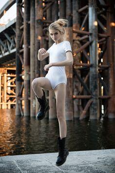 Liza - Model: Liza  MUAH: Daria Ost  Photo & Retouch: Oleg Chumovoy