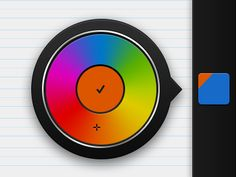 Ui Color, Color Picker, Rebounding, User Interface, Mobile App, Ipad, Smooth, Colors, Design